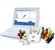 Cardiograph,  doppler,  encephalograph,  miograph,  rheograph,  New York