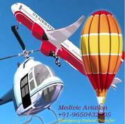 Low Cost Air and Train Ambulance Services in Guwahati