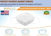 We are Providing  Protective Products against CORONAVIRUS at 40% off