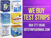 CASH for Diabetic Test Strips and Supplies